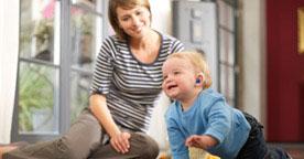 Признаки развития слуха у детей