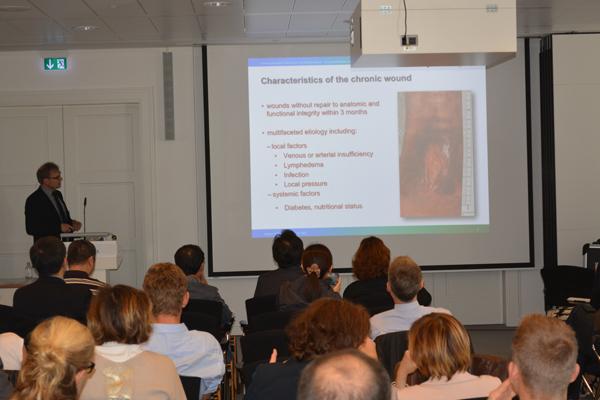 Конференция Берлин лечение хронических ран