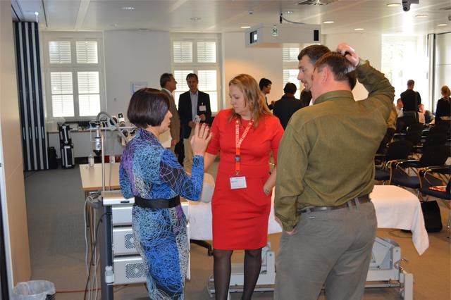 Конференция Берлин ударно-волновая терапия обсуждение