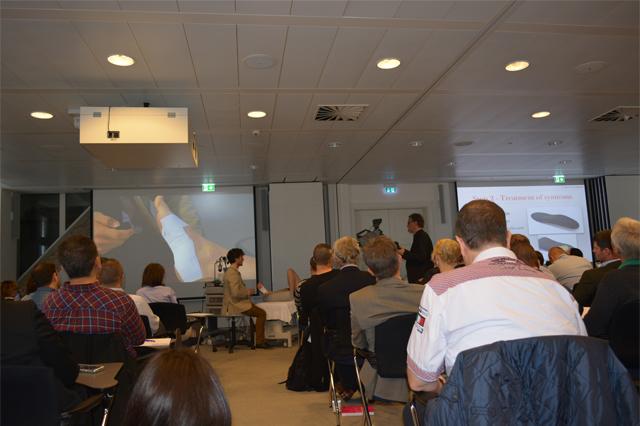 Конференция по ударно-волновой терапии Берлин доклады1