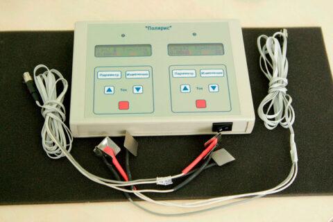 Аппарат для микрополяризации мозга Реамед-полярис.