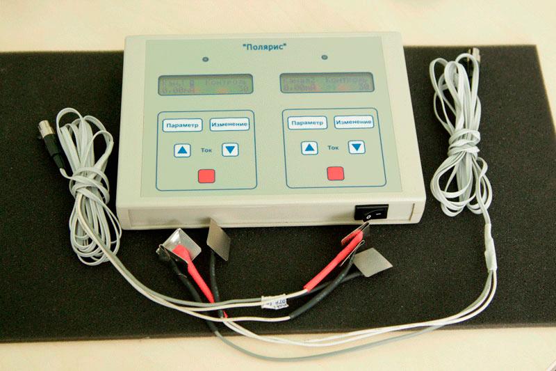 Аппарат для микрополяризации мозга - Реамед-Полярис.