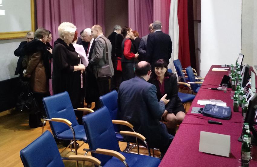 Участие врачей клиники Аватаж в конференции по реабилитационной медицине.