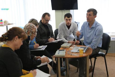 Обсуждение показаний для применения метода микрополяризации мозга.