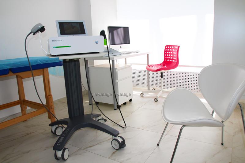 """Отделение эстетической медицины в МЦ """"Аватаж"""" с оборудованием для акустической-волновой терапии"""