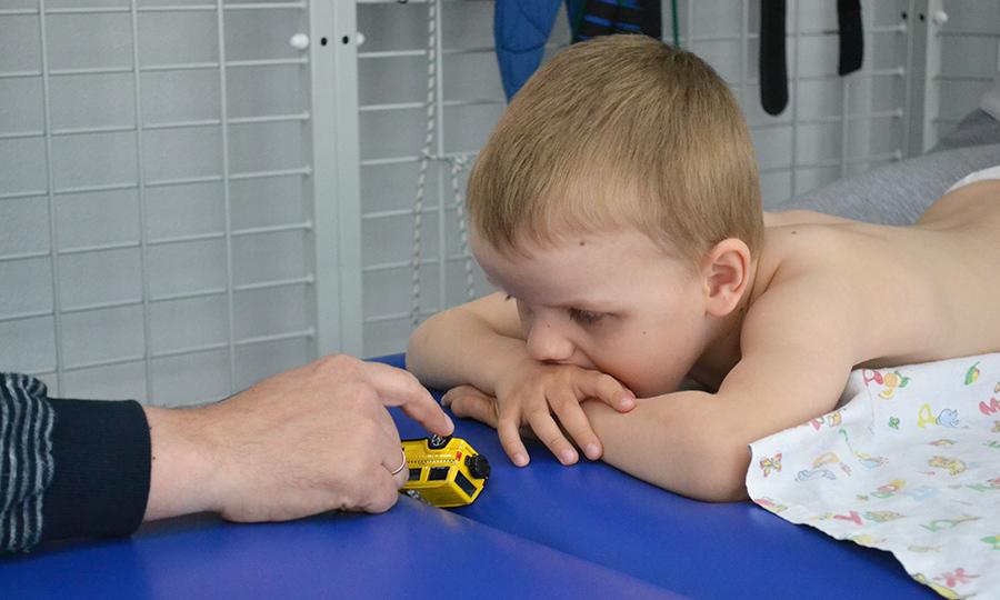 детская неврология реабилитация у детей